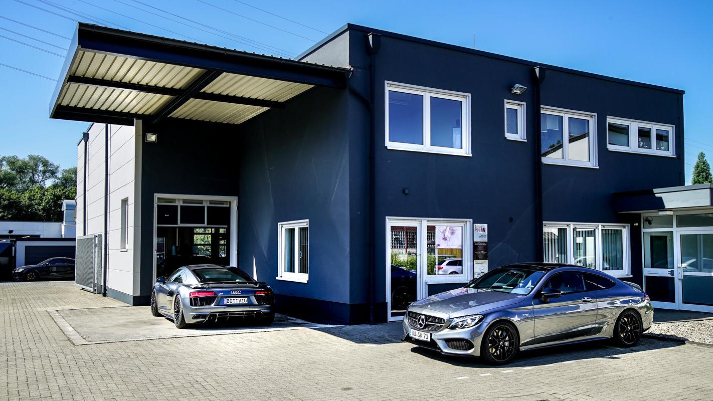 Klasen-Motors.com Außenansicht