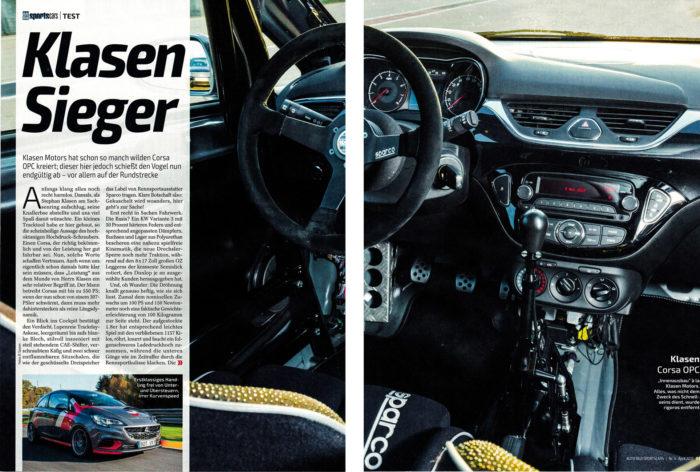 Klasen-Motors Corsa E OPC