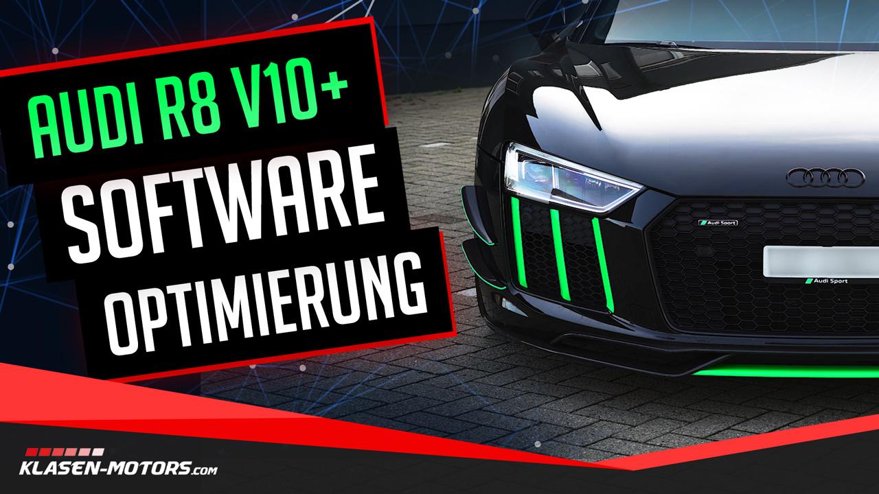 Audi R8 V10 Tuning und Chiptuning mit Leistungsprüfstand
