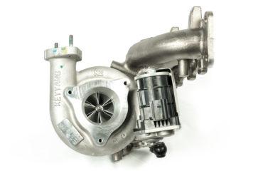 Wir präsentieren unseren Stage-3 Upgrade Turbolader für den Hyundai i30N.