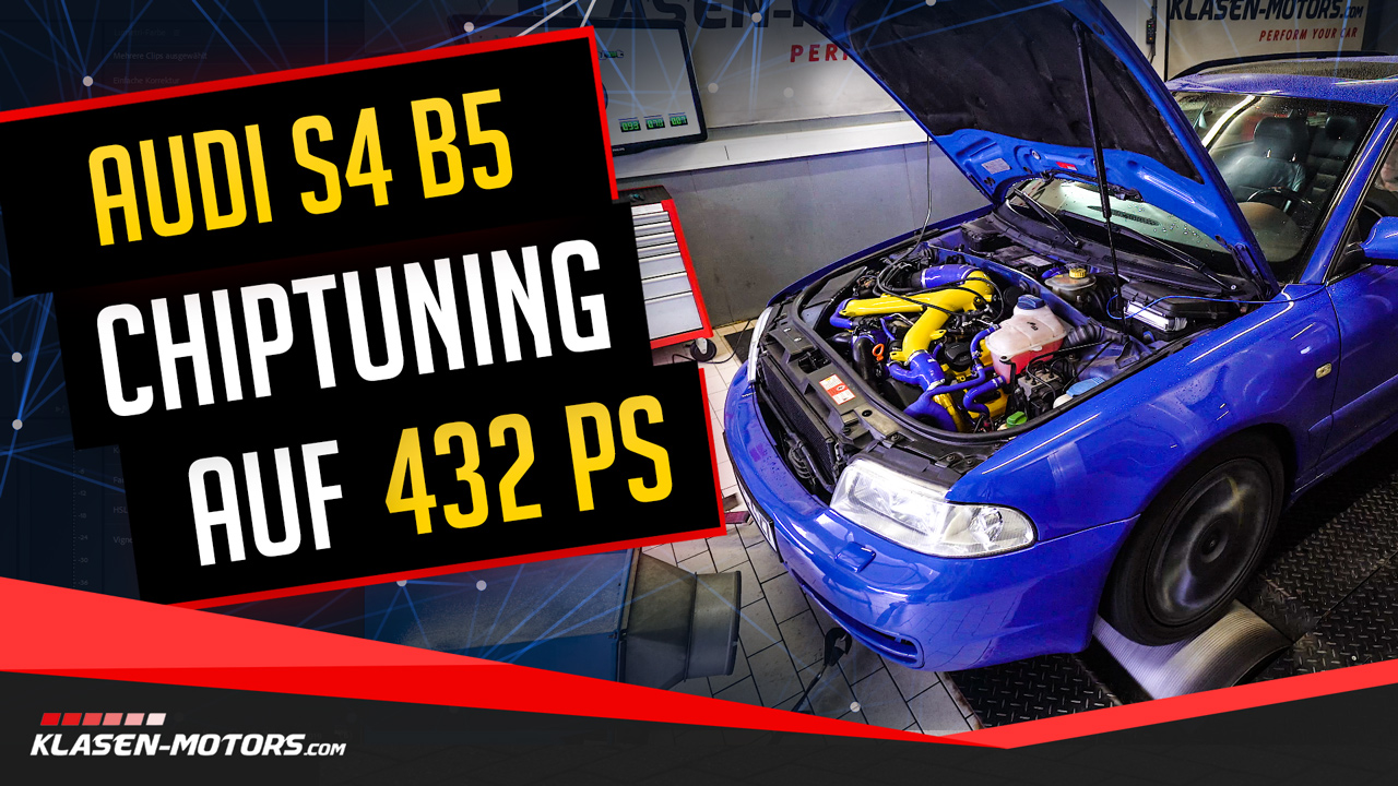 Audi S4 B5 Chiptuning